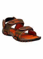 Mens Colored PU Sandal