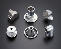 CNC/VMC Machined Components