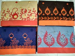Female Embroidery Dress Material