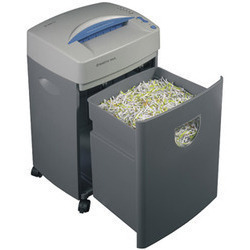 Silent Paper Shredder