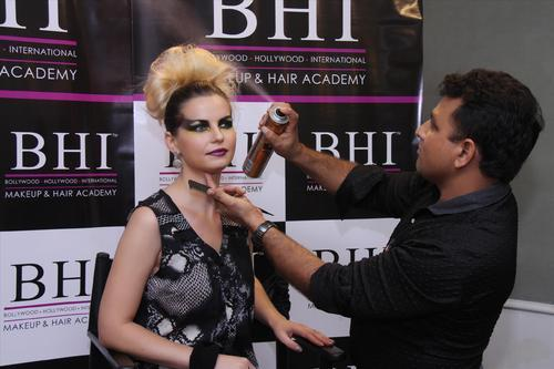 Bhi Makeup Academy School College