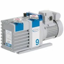 Mild Steel Single Phase Rotary Vacuum Pumps, Automation Grade: Automatic, 230 V
