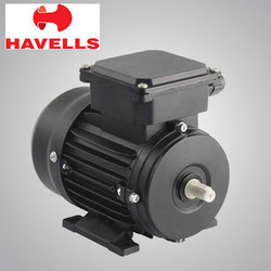 Three Phase Havells Foot Mounted Motor, Power: 3.7 kW