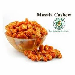 Natural Wholes Baked Masala Cashew Nut, Packaging Size: Available in 1-10 kg