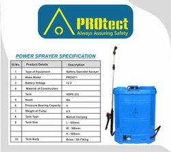 PROtect Power Sprayer