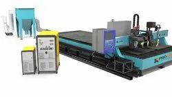 CNC Metal Sheets Cutting Machine