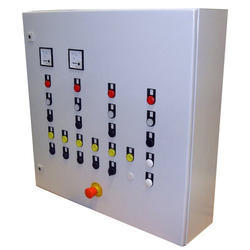 Sheet metal 440 V Automated Control Panel, for PLC Automation