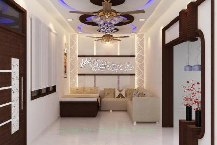 3d Interior And Exterior Rendering