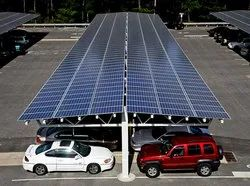 SOLAR ROOFTOP CAR PORT