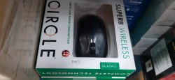 Circle Wireless Mouse