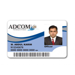 Plastic Identification Cards