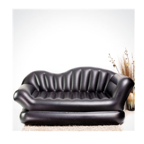 Designer Synthetic Air Sofa Bed