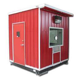 Watchman Cabin for Commercial Buildings