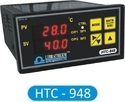 2 Set Points Temperature Process On-Off Controller