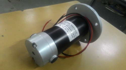 DC Motors - Electric Brake Motor Manufacturer from Pune