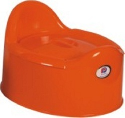 Baby Plastic Potty Seat with Lid