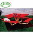 Picnic Garden Bench GD-KR-2004