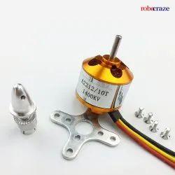 Robocraze BLDC Motor 1000kV/ 1200KV/ 2200KV For Quadcopter