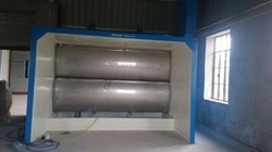 Water Wash Paint Spray Booth