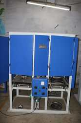 Automatic Double Die Dona Machine
