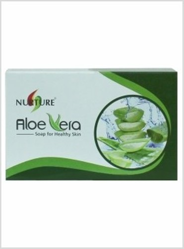 Nurture Aloe Vera Soap, Pack Size: Box