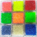 Colored PVC Granules