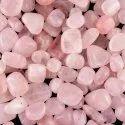 Natural Rose Quartz  Tumbles Gemstones