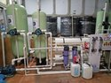 Industrial RO Plant-3000 LPH