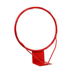 Red Basketball Ring