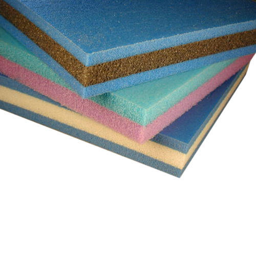 Multicolor Polyethene Foam Packaging Sheet