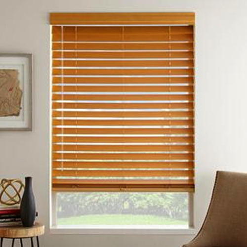 Wooden Vertical Blinds For Window Rs