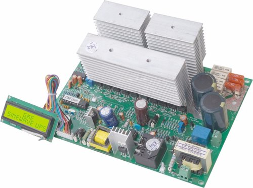 Sine Wave Inverter Kit with LCD Display ( 3 KVA/48 V)
