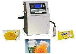 Inkjet Batch Coding and Printing Machine