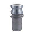 Perfect E Type Camlock Coupling, Size: 1/2 Inch, For Chemical Fertilizer Pipe