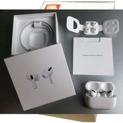 White Apple Airpods Pro
