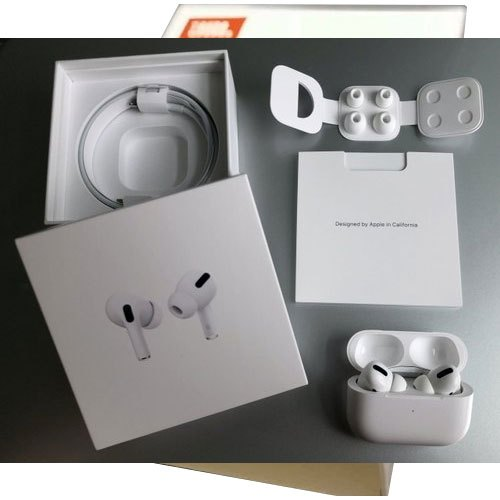 White Apple Airpods Pro Rs 1500 Unit Akash Marketing Id 22402838412