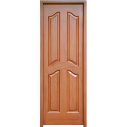 Brown Fiber Door