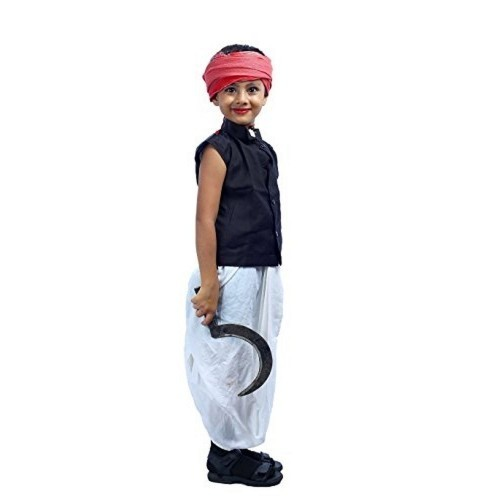 Boys Farmer Fancy Dress Size Medium Rs 499 Set Shiva Sai