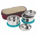 Single Wall SS Tiffin Box