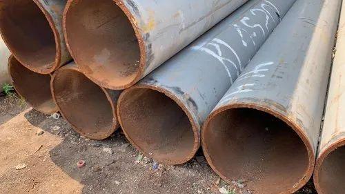 Mild Steel Round Welded Pipes