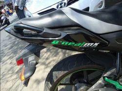 Bikes Radium Stickers