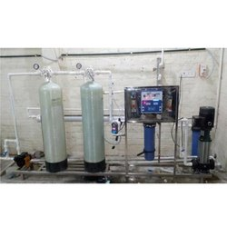 RO 500 LPH Plant Ultraviolet With Mineral Cartridge