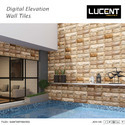 Gloss Exterior Wall Tiles, Size: 20x30 Cm, Thickness: 5-10 Mm