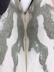 Panda green marble