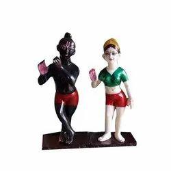 FRP Radha Krishna Statue
