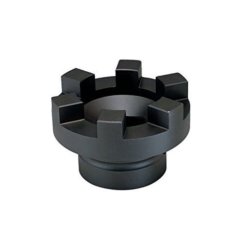 Cast Steel Castellated Impact Socket for Garage, Automobile Industry