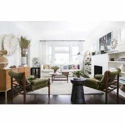 Home Interior Design, Work Provided: False Ceiling/POP
