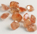 Sunstone Rough Material Natural Gemstone
