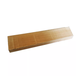 Rectangular Brown Wood Blanks, For Office, Rustic