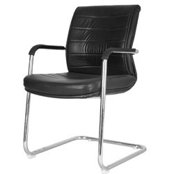 Black Colored Ergonomical Chair